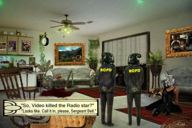 Video Killed The Radio Star by Can-Cat