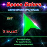 Space Colors - NitramX Cursors by NitramX
