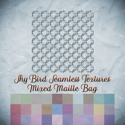 Mixed Maille Bag seamless textures seamless by CatalystSpark