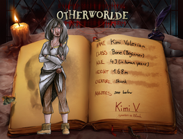OW: Kimi Valerian - 1st Year by Diluculi