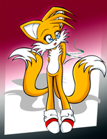 Tails by TheSnowDrifter
