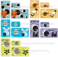 Mint Box Designs by marywinkler