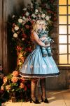 Alice In Wonderland Cosplay by Bizarre-Deer
