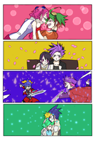 Arc-V (IF ending) by YumenoNightraid