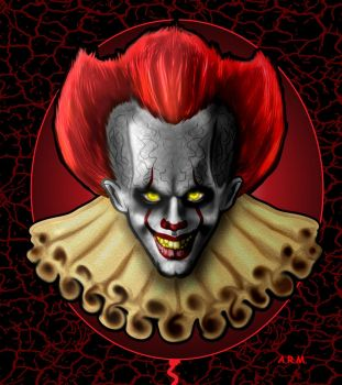 Pennywise by ARTbyARM