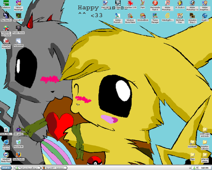 My New Desktop by hmueller