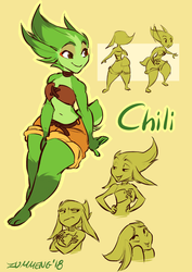 Chili Outfit Concept by Zummeng