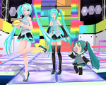 Miku Incarnation Jealousy 2 by Mario-and-Sonic-Guy