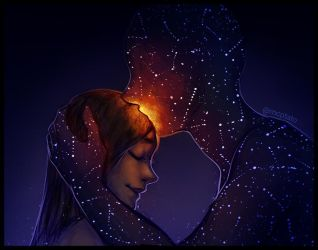 [327] Kiss of the Cosmos by mcptato