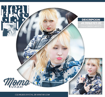 #006 | Photopack | Momo | Twice by jellycxt