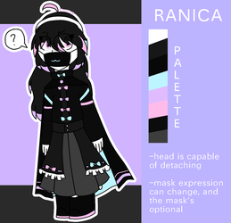 (Ranica Ref) your daily dose of dullahan by Iowrie
