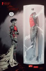 Red Hood and the Outlaws #3 by nefar007