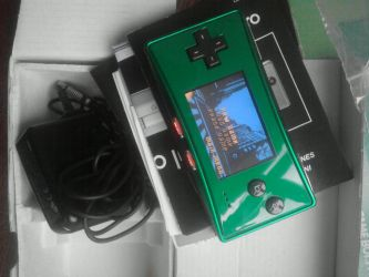 Gameboy Micro by omrgms88