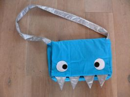 MONSTERBAG :D by mzza-art