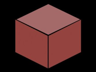 How to make a 3d cube in Apo by cmptrwhz