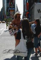 Naked Cowboy Times Square 2014-22 by MSchmidtProductions