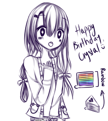 009 (HBD Crystal) by kirichan-99