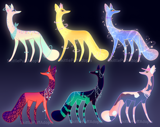 Magic Dogs 0.1 (TY! CLOSED) by SkittlePuffAdopts