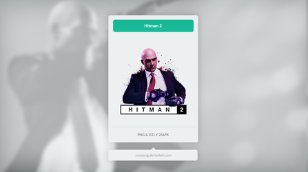 Hitman 2 - Icon by Crussong