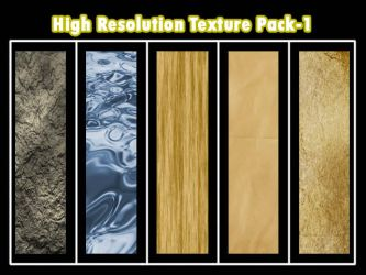 High Resolution Texture pack1 by jah2147