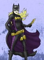 Batgirl - Stephanie Brown by MattFriesen