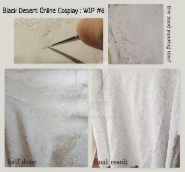 Black Desert Online Cosplay : WIP #6 by DrawMeaCosplay