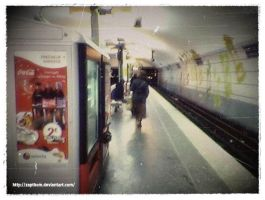 metro symphony by LEZARD-GRAPHIQUE