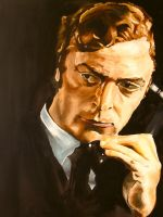 Michael Caine by fourquods