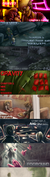 SILENT HILL: Gravity Banners by phantastus