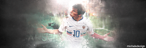 Andrei Arshavin 10 by M1ch3l3