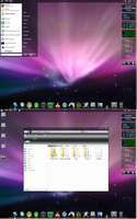 My Current Desktop by sonicexcess