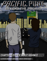 Pacific Punk: BTP - Chapter 1 - Cover by LowRend