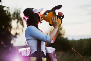 pokekiss by Lucius-Scarlet