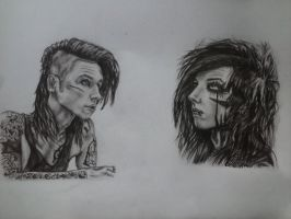 Andy will always be Andy by Romii-oddartist