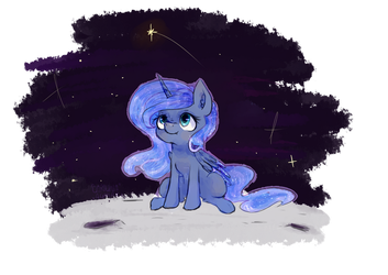 Princess of the night by IceCreamSandwich12