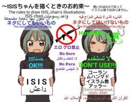 ISIS chan guidelines by ISISchan-ISIS-chan