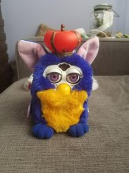 naked furby by Feel-Bad-Inc