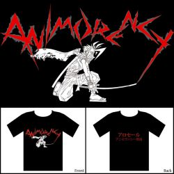 Animorency T-Shirt design by deadcreativity
