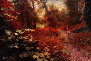 you just running through my mind... by ildiko-neer