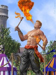 Fire Eater by lundqvist