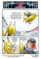 Sonichu Remake Issue 0 - 22 by gabmonteiro9389
