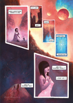 Flower of End - Preview page 3 by AleksiRemesArt