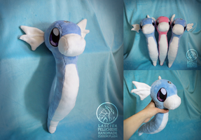 Dratini custom plush