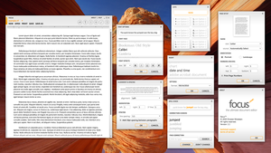 Focus 1.1 - Text Editor Rework by clindhartsen