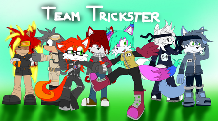 .:Team Trickster:. by TheRealBurningFox