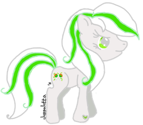 Apple Sour by JuggalettaGurl