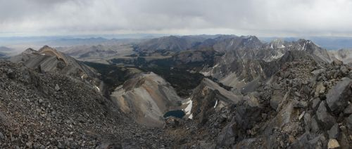 Mount Borah 6 2011-08-27 by eRality