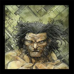 Wolvie Lines by rogercruz