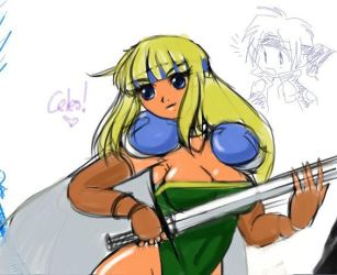 ZOMG CELES Improvement WIP by miyusuke