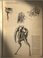 Encyclopedia of creatures by francisco2236